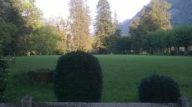Résidences de Saint-Christau - Parc V (Béatrice Jaury)