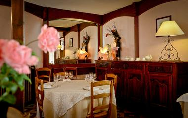 Restaurant Chez Germaine - Salle II (Christelle Laney)
