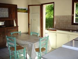 St-Miche Escalus_Gîte Inda 4_cuisine