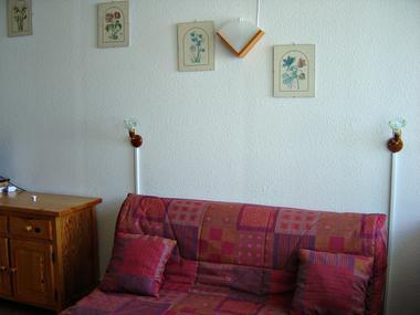 Studio Martineau - Convertible dans séjour