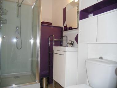 Studio Puchéou - Salle d'eau