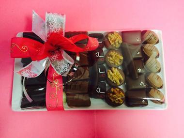 Saint-Sever_Pâtisserie Larrezet_chocolats