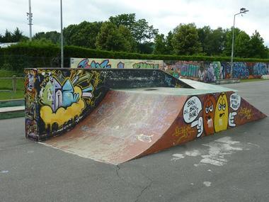 Skate park 2 (Office de Tourisme du Haut Béarn)