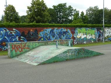 Skate park 5 (Office de Tourisme du Haut Béarn)