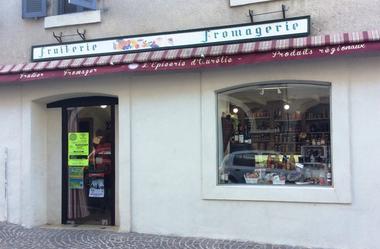 L'épicerie d'Aurélie