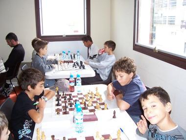 Tournoi échecs jeunes