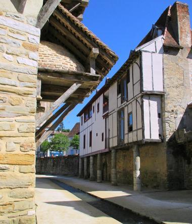 Salies-de-Béarn Maison sur pilotis