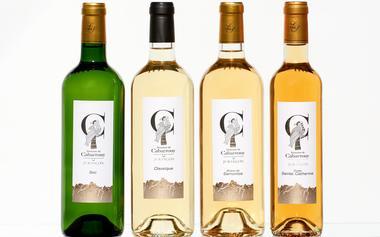 bouteilles - Domaine Cabarrouy