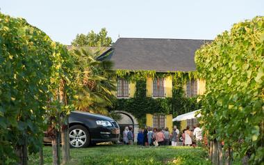 reception 1 - Domaine Cabarrouy