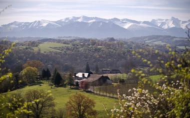 vue ciel 1 - Domaine Cabarrouy