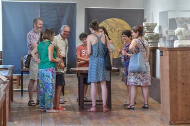 Musée des Jacobins visite