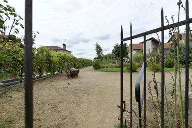 Geaune jardin médiéval