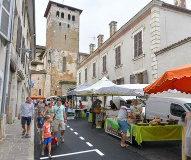 Marché de Saint-Sever
