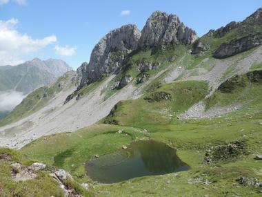 Lac du Montagnon