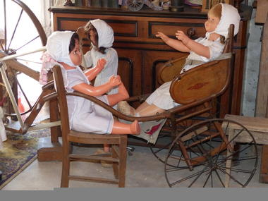 Musée agricole-viticole des arts et traditions populaires - Faverolles et Coemy