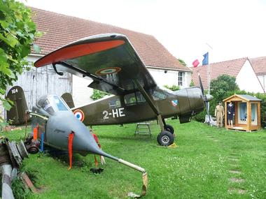 Musée du Terrain d'Aviation de 39-45
