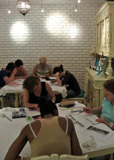 Atelier de dessin pour tous - Châlons-en-Champagne