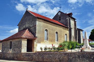 Eglise Attancourt