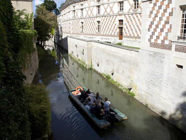 Balade en barque - Châlons-en-Champagne