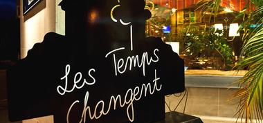 Brasserie Les Temps Changent