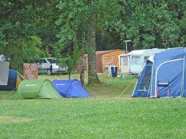 Camping Le Clos du Vieux Moulin - Châtillon-sur-Broué