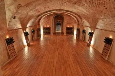 Caveau du Chateau Comtesse Lafond - Epernay