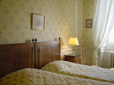 Chambre d'hôtes du Château de Juvigny - Juvigny
