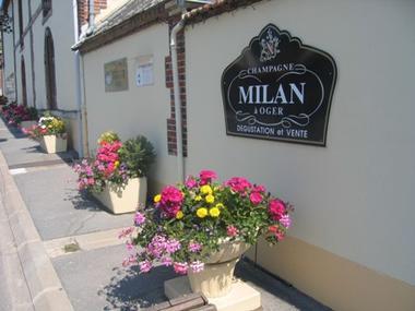 Champagne Milan - Oger