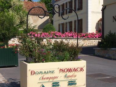 Champagne Nowack - Vandières