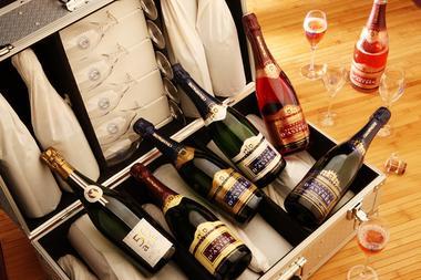 Champagne Vincent d'Astrée  - Pierry