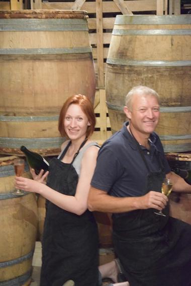 Champagne Ghislain Payer - Fleury-la-Rivière1