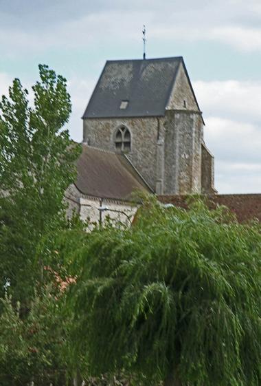 Eglise Saint Remi - Esternay