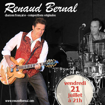 F'Est'Été 2017 - Renaud Bernal