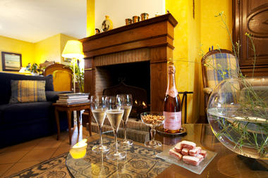 Chambre d'hôtes Champagne Damien Buffet
