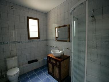 Les Clés d'Emeraude - salle de bains - Outines - Lac du Der