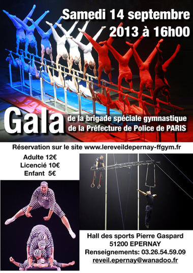 Gala danse 14 SEPTEMBRE