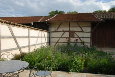 Gîte La grange aux orchidées - Bussy le Repos