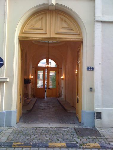 Grand Hôtel des Templiers