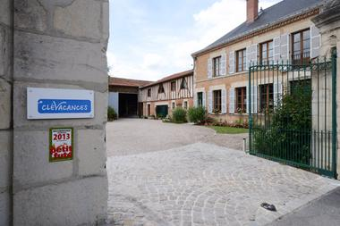 """Entre cour et Jardin """"""""Le Courcou""""_3"""