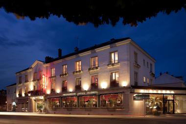 Hôtel-Restaurant d'Angleterre - Châlons-en-Champagne
