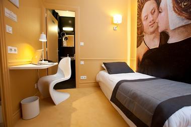 Hotel Cecyl - Reims (10)