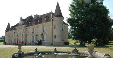 Hôtel Le château du Rû Jacquier - Igny-Comblizy