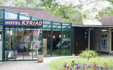 Hôtel-Restaurant Kyriad Parc des Expositions