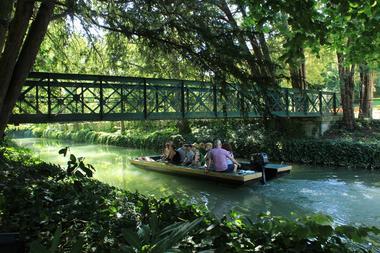 Balade en barque - Châlons