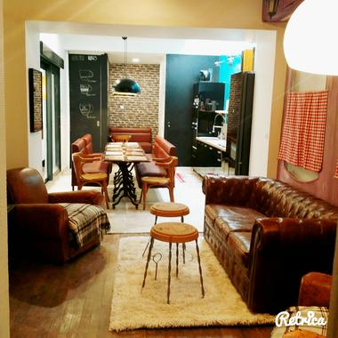Appartement duplex Bistrot jusque 6 personnes