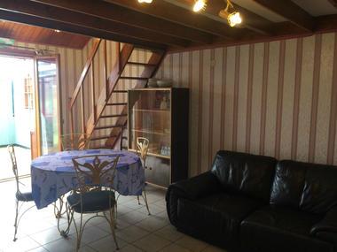 Salon - Le Chalet de Marie-Jo - Lac du Der