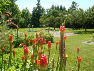 Jardin des Vacances©Isabelle IVA