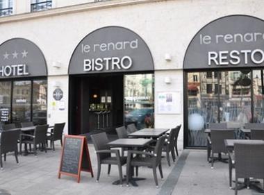 Le Renard - Châlons-en-Champagne