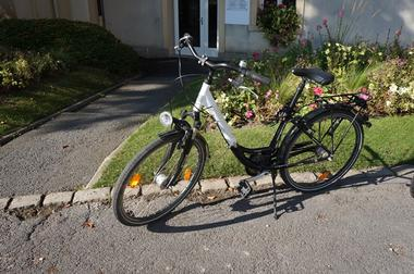 Location de VTC, VTT et vélos électriques - Epernay