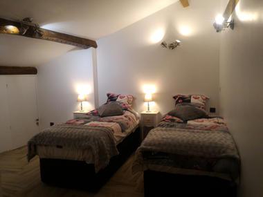 Chambre 3 étage (2* lit Simple  ou 1* lit double)